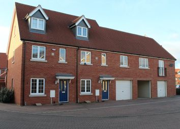 Thumbnail 4 bedroom terraced house to rent in Weyland Drive, Stanway, Colchester