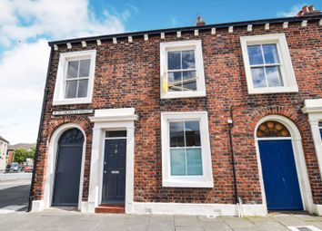 Thumbnail 4 bed end terrace house for sale in St. Nicholas Street, Carlisle