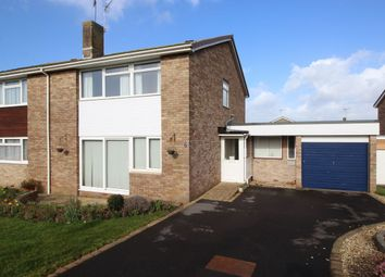 Thumbnail 4 bed semi-detached house for sale in Barnard Close, Yatton, Bristol