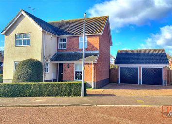 4 bed detached house for sale in Pertwee Way, Langenhoe, Colchester CO5