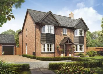 Thumbnail 4 bed detached house for sale in Plot 137, The Oak, Uttoxeter