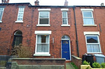 Thumbnail 3 bed terraced house to rent in Bridge Street, Macclesfield, Cheshire
