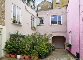 Thumbnail 3 bed flat to rent in Conduit Mews, London
