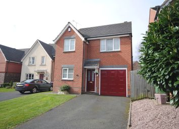 Thumbnail 3 bedroom detached house to rent in Ellis Peters Drive, Aqueduct, Telford