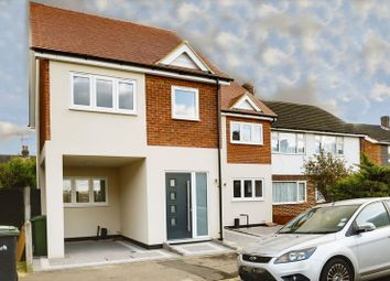Thumbnail 3 bed semi-detached house for sale in Salisbury Road, Enfield