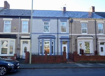 Thumbnail 4 bed terraced house for sale in Hill Street, Jarrow