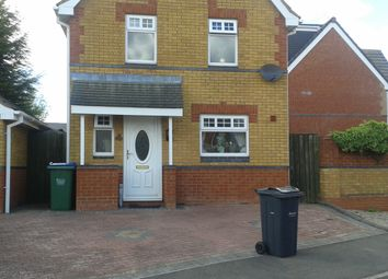 Thumbnail 3 bed detached house to rent in St Helens Drive, Great Bridge