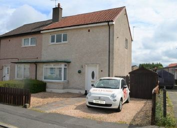 Thumbnail 3 bed semi-detached house to rent in Chestnut Crescent, Denny