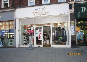 Thumbnail Retail premises to let in Golders Green Road, London