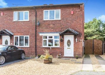 Thumbnail 2 bed semi-detached house for sale in Verdin Court, Crewe, Cheshire