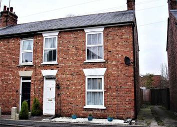 Thumbnail 2 bed end terrace house for sale in Stukeley Road, Holbeach, Spalding