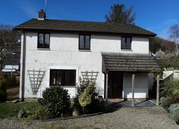 Thumbnail 4 bed detached house for sale in Talybont, Cardiganshire, Cardiganshire
