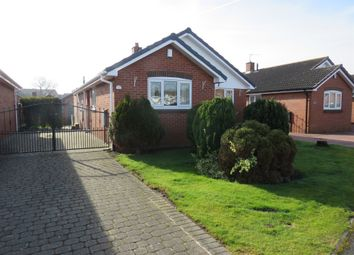 Thumbnail 3 bed detached bungalow for sale in Hickleton Court, Thurnscoe, Rotherham