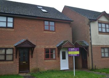 Thumbnail 2 bedroom semi-detached house for sale in Edwards Way, Manea