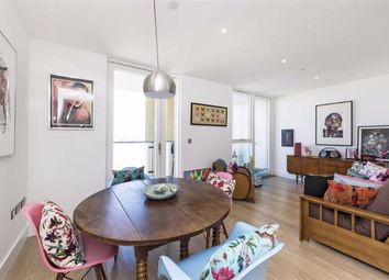 Thumbnail 1 bed flat for sale in Robsart Street, London
