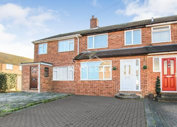 Thumbnail 3 bed terraced house to rent in Frinton Road, Collier Row, Romford