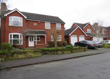 Thumbnail 4 bed detached house to rent in Rue De Bohars, Tarporley