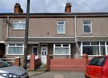Thumbnail 2 bed property for sale in Tiverton Street, Cleethorpes