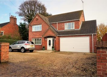 Thumbnail 4 bed detached house for sale in Sutton Road, Wisbech