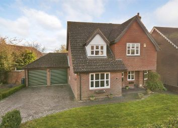 Thumbnail 4 bed detached house for sale in Lapins Lane, Kings Hill