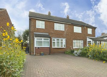 Thumbnail 3 bed semi-detached house to rent in Hallams Lane, Arnold, Nottinghamshire