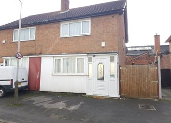 Thumbnail 3 bedroom semi-detached house for sale in Victoria Road North, Belgrave, Leicester