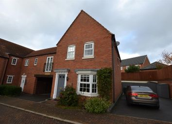 Thumbnail 3 bed town house for sale in Saxon Way, Barrow Upon Soar, Leicestershire