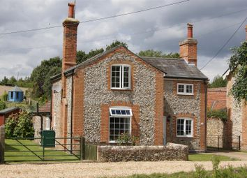 Thumbnail 3 bed cottage for sale in Brookside, Dalham, Newmarket