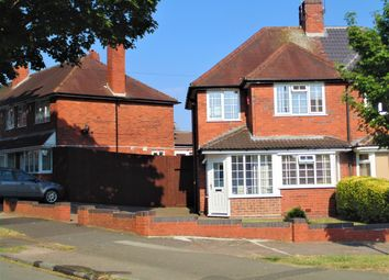 Thumbnail 3 bed semi-detached house for sale in Hassop Road, Great Barr