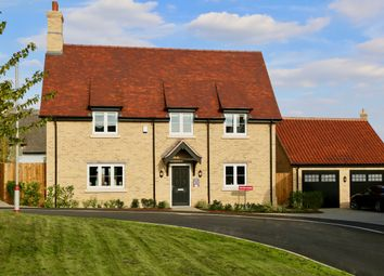 Thumbnail 4 bed detached house for sale in Plot 43, Hill Place, Brington, Huntingdon