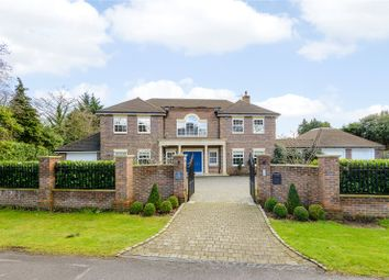 Thumbnail 5 bedroom detached house for sale in Camp Road, Gerrards Cross, Buckinghamshire