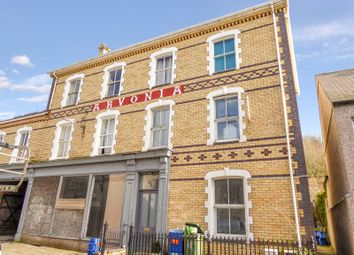 Thumbnail 3 bedroom flat for sale in Bangor Street, Y Felinheli