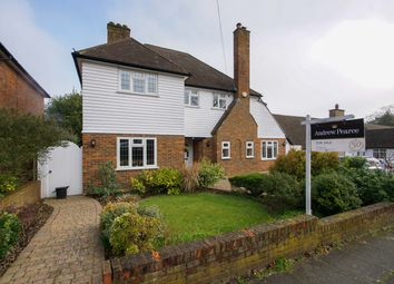 Thumbnail 4 bed detached house for sale in Blythwood Road, Pinner
