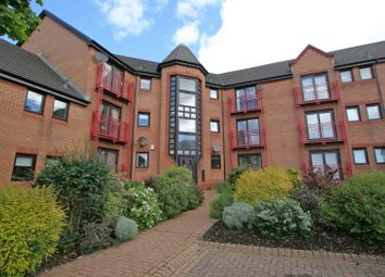 Thumbnail 3 bed flat for sale in Curlinghall, Largs