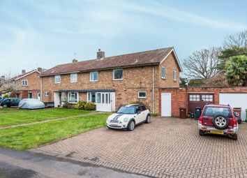 Thumbnail 4 bed semi-detached house for sale in Compton Drive, Abingdon