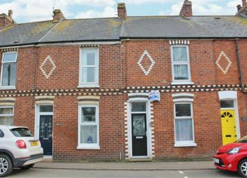 Thumbnail 2 bed terraced house for sale in Withycombe Village Road, Exmouth, Devon