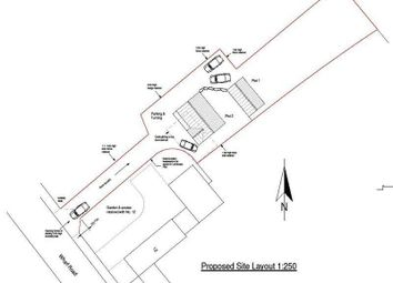 Thumbnail Land for sale in Building Plots, Wharf Road, Crowle, Scunthorpe