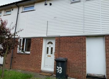 Thumbnail 2 bed terraced house for sale in Champion Close, Leicester