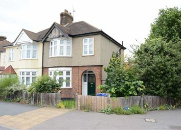 Thumbnail 3 bed semi-detached house to rent in Southend Road, Grays, Essex