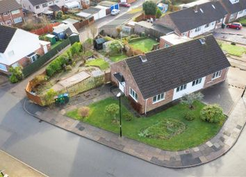 Thumbnail 2 bed semi-detached bungalow for sale in Buckingham Rise, Coventry