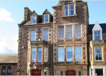 Thumbnail 2 bed flat to rent in James Square, Crieff