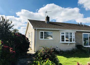 Thumbnail 2 bed semi-detached bungalow for sale in Sandy Hill Park, Saundersfoot, Pembrokeshire