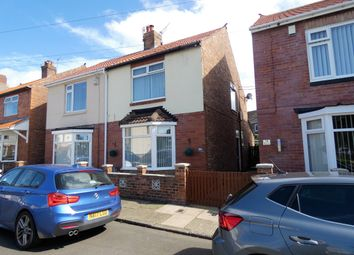 Thumbnail 2 bed semi-detached house for sale in Avenue Terrace, Seaton Delaval, Tyne & Wear