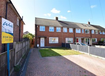 Thumbnail 3 bed end terrace house for sale in Oxford Road, Canterbury, Kent