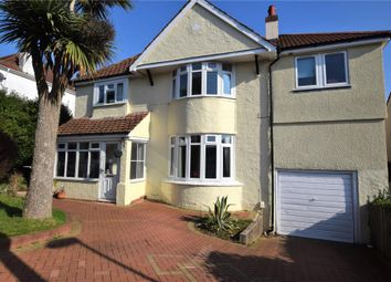 Thumbnail 5 bed detached house for sale in Laura Grove, Preston, Paignton, Devon