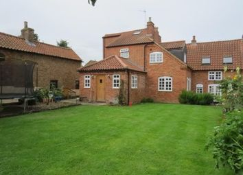 Thumbnail 4 bed detached house to rent in School Lane, Long Clawson, Melton Mowbray
