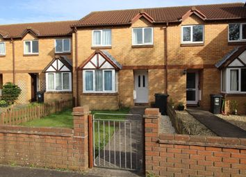 Thumbnail 3 bed terraced house for sale in Hillview Avenue, Clevedon