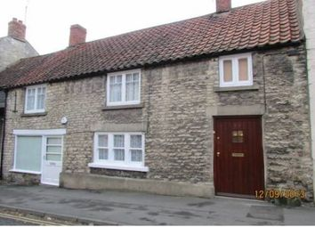 Thumbnail 3 bedroom terraced house to rent in Burgate, Pickering