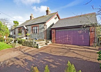 Thumbnail 3 bed detached bungalow for sale in Godshill Road, Whitwell, Ventnor, Isle Of Wight