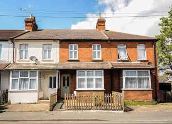 Thumbnail 2 bed terraced house for sale in Courtenay Road, Woking